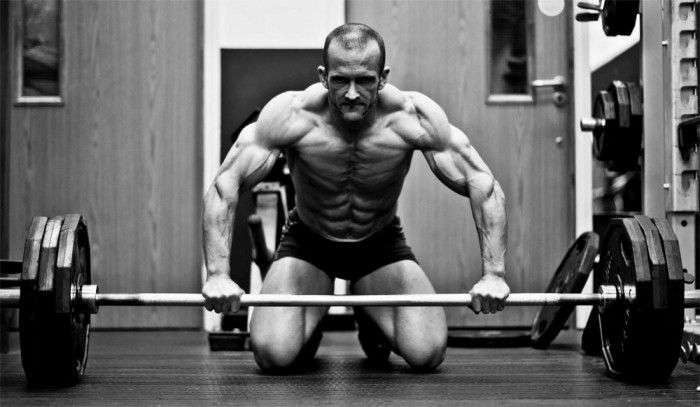 Bodybuilding training for hypertrophy