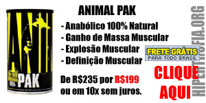 animalpak Creatina vs. Cafeína