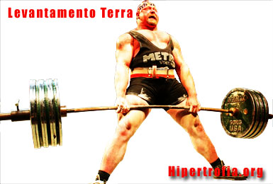 deadlift Levantamento Terra