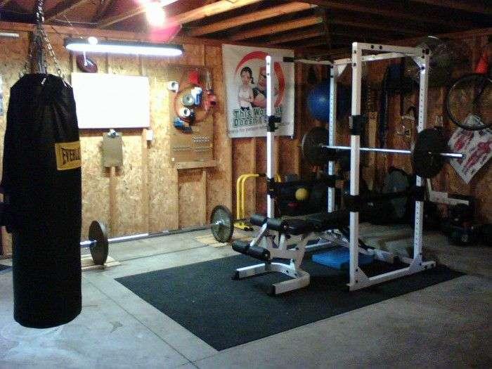 montar uma academia em casa