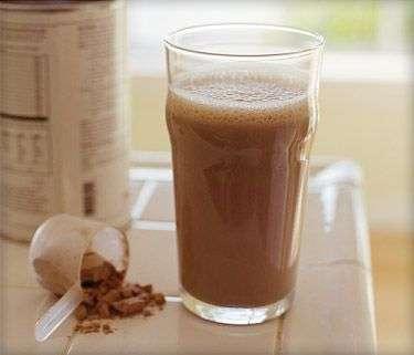 shake protein