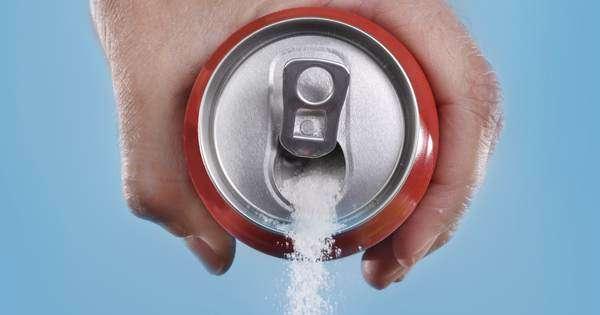 refrigerante faz mal para quem treina