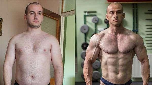 é possível transformar gordura em massa muscular ?