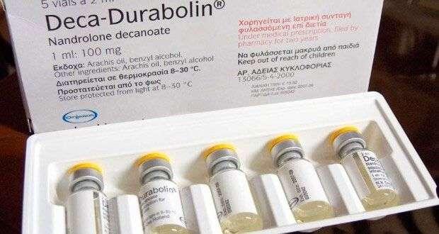 Deca durabolin (nandrolona) – o que é, ciclo e efeitos