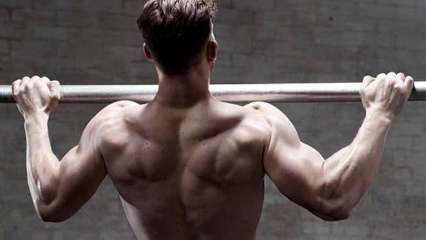 benefícios da barra fixa no treino
