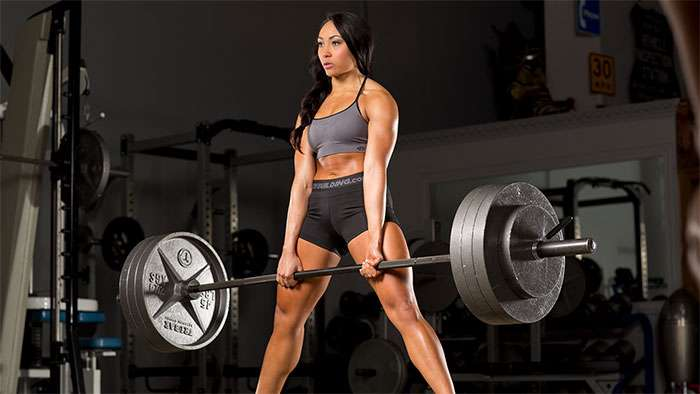 Does Olympic Weight Lifting Build Muscle