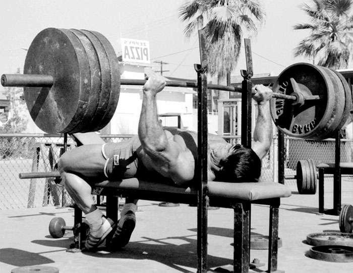 como fazer o treino reg park 5x5 para mais volume e força