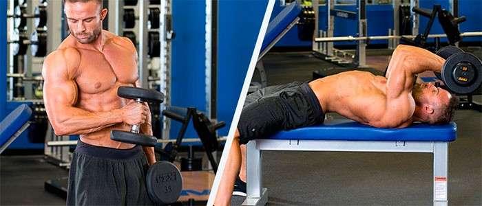 Como implementar o treino bi-set para gerar mais hipertrofia