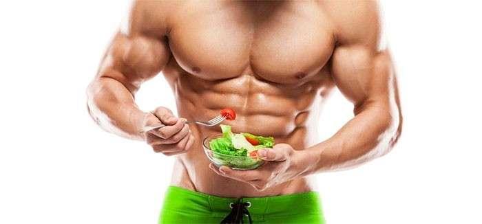 o básico de uma alimentação voltada para ganhar massa muscular