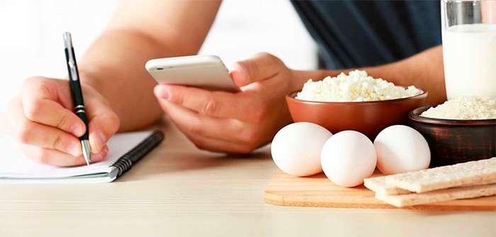 porque usar uma calculadora de calorias durante o bulking ou cutting ?