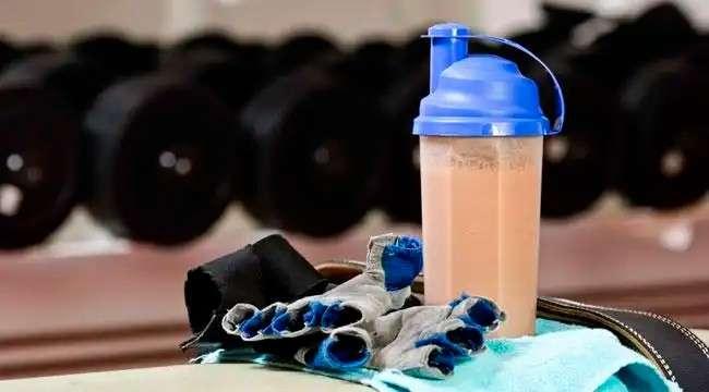 Usar shake no pós-treino ?