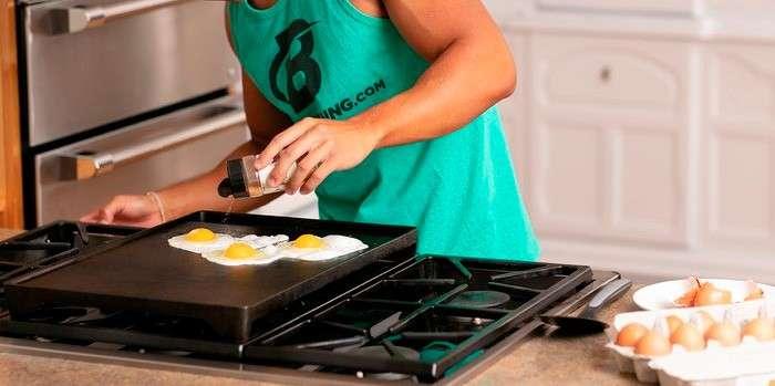 ovo é um alimento com proteína rico em leucina