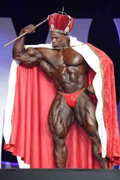 ronnie coleman rei