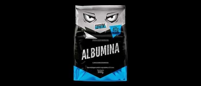 albumina proteina pura