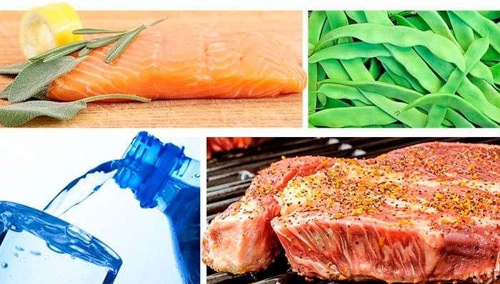 dieta iniciante musculação