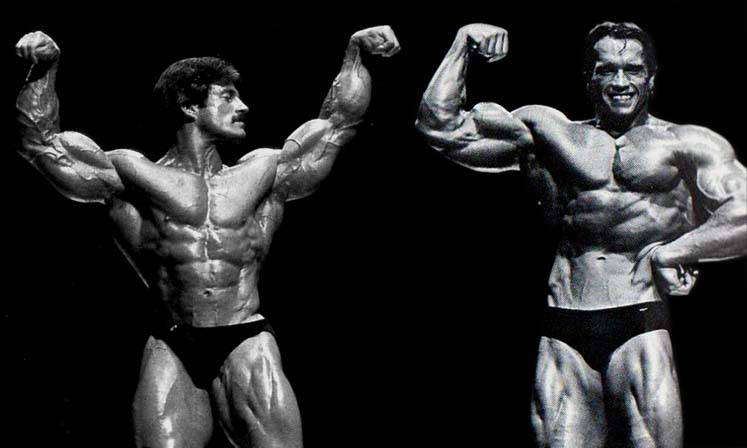 arnold olympia 80