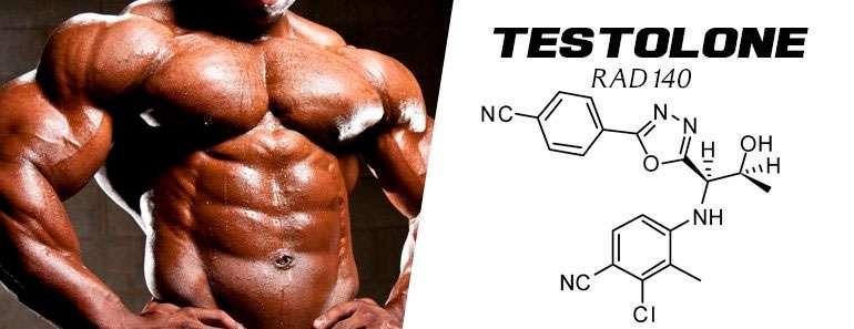 sarm testolone