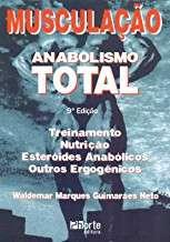 Musculação. Anabolismo Total capa livro