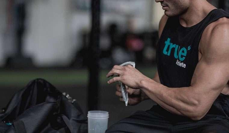 shake proteico antes ou depois do treino