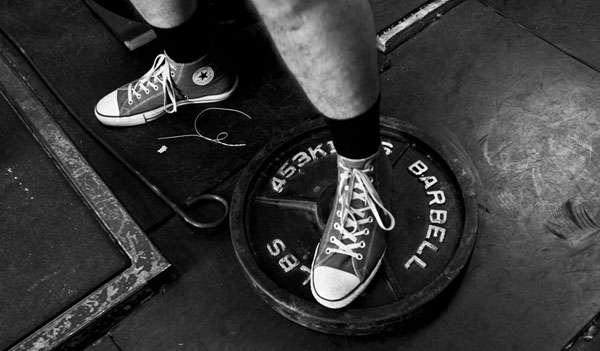 tênis para musculação
