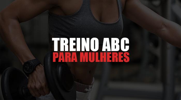 TREINO ABC PARA MULHERES