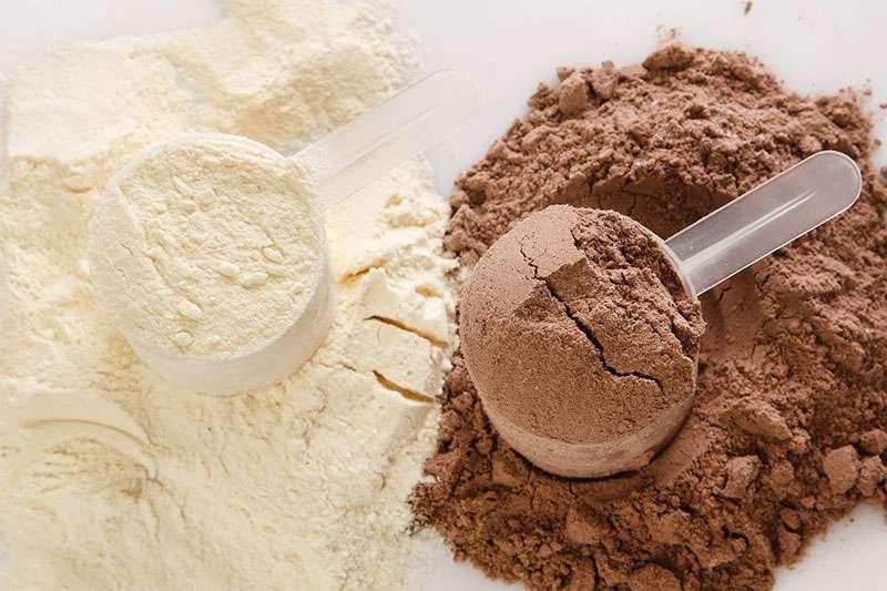 whey protein e whey isolado