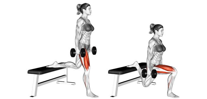 5 ejercicios unilaterales para entrenar piernas para la hipertrofia 2