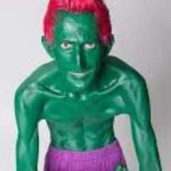 ...Incrível Hulk...